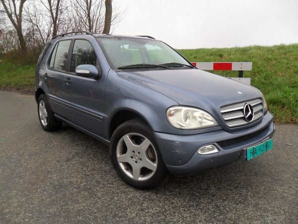 MERCEDES ML270 CDI 2004 133127 KM 002